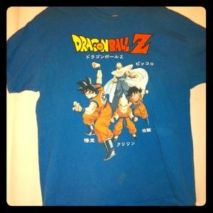 Ripple junction DragoN Ball Z Tee shirt